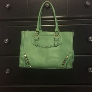 Mint Green tote!